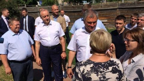 Панков: Володин сделал ряд предложений по сохранности памятников