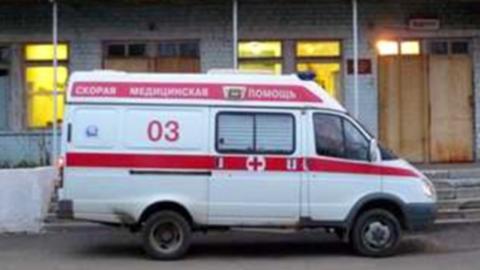 Три часа назад в машине скорой помощи после аварии скончался водитель
