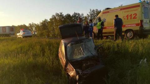 Дальнобойщик из Саратовской области попал в аварию со смертельным исходом