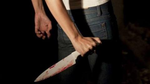 Женщину задержали за удар любовника ножом