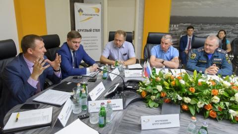 На Саратовском НПЗ обсудили развитие предприятия и его взаимодействие с властью и обществом