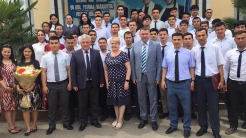 Студенты из Узбекистана смогут получить высшее образование в СГТУ