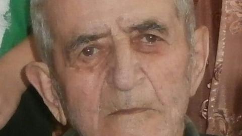 Пропал 85-летний Бабкен Папахчан