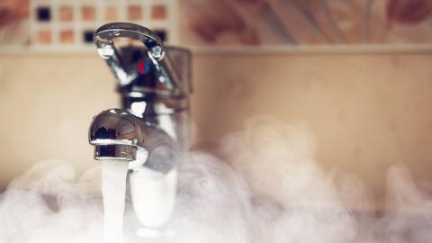 Энергетики просят УК информировать жильцов об отсутствии воды