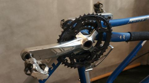 Полицейские раскрыли серию краж велосипедов
