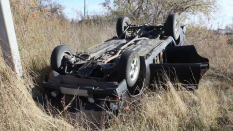 Девушка-подросток разбилась в аварии на трассе