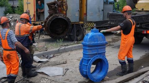 В рамках плановых работ проводится замена оборудования на сетях «КВС»