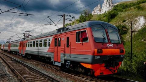 Электричка из Аткарска до Лысых Гор не будет ходить четыре дня