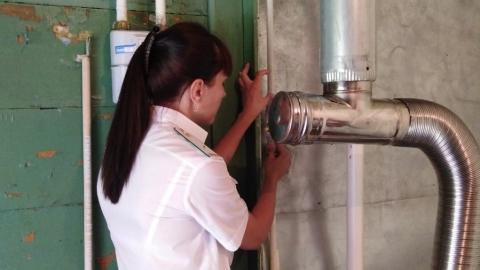 Амбулаторию в Вольском районе оставили без газа