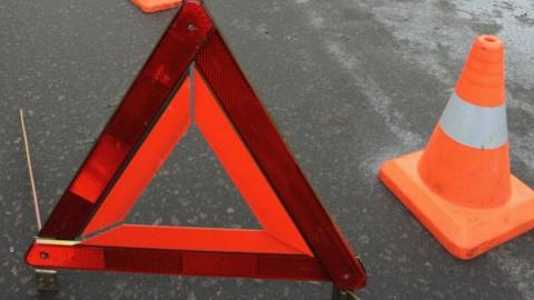 """Женщина ранена в аварии """"шестерки"""" с КамАЗом"""