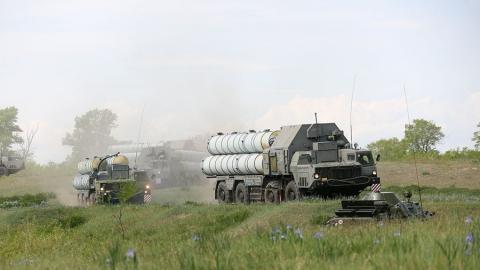 Бойцы ПВО за четыре дня отразили более 70 атак условного противника