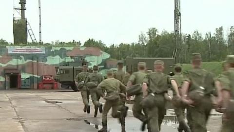 Войска Центрального военного округа подняты по тревоге