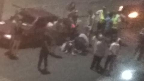 Молодой парень сбил женщину в центре Саратова