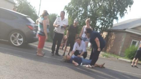 В Энгельсе серьезные травмы получила женщина-пешеход