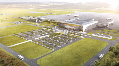 Авиакомпания «Победа» настроена работать в новом саратовском аэропорту