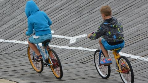 У 12-летнего мальчика выманили велосипед