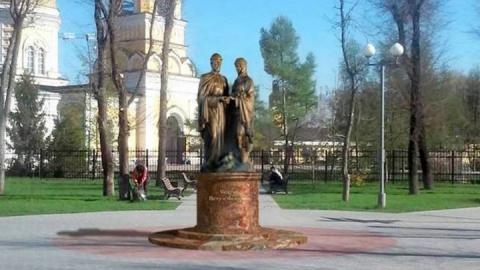 В Энгельсе появится памятник Петру и Февронии