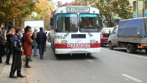 В Саратове на два месяца закроют троллейбусный маршрут №2А