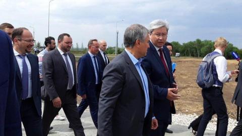 """Оператор аэропорта """"Гагарин"""" готовится получить сертификат"""