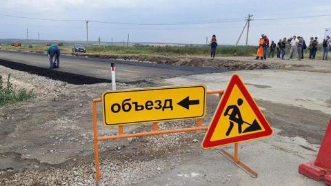 Прямую дорогу от Саратова до нового аэропорта проложат к 20 июля