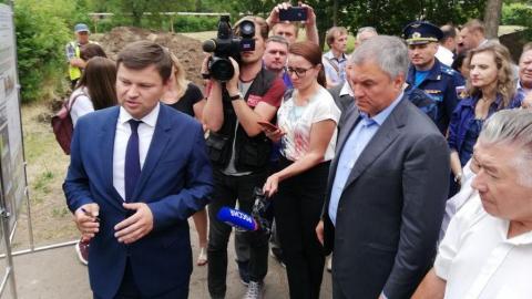 Сквер Марины Расковой и Дом культуры в энгельсской Лётке реконструируют к 75-летию Победы