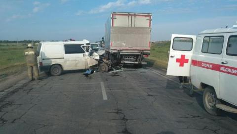 Парень травмировался в ДТП в Пугачевском районе