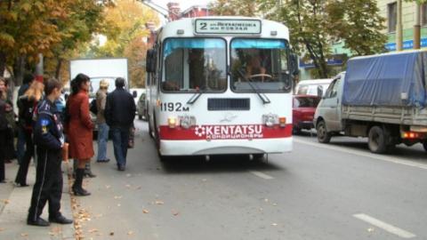 Троллейбусы 2-го маршрута не будут ходить до 21 июля