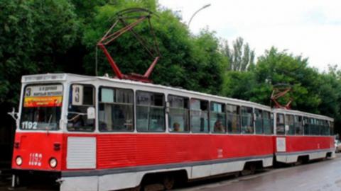 Временно остановлено движение трамваев 9 и 10 маршрутов