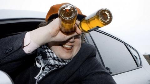 Сегодня и в субботу полицейские будут ловить пьяных водителей