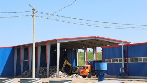 Регоператор зафиксировал рост количества органических отходов на концессионных объектах