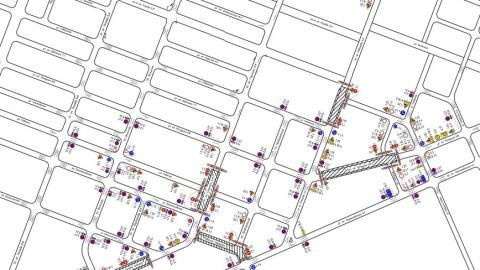 Энергетики обновят 2,4 километра тепловых сетей в центре Саратова