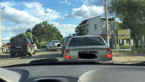 Госавтоинспекция разыскивает автохама после публикации Saratovnews