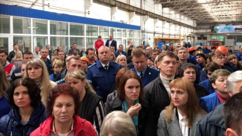 513 работникам «Тролзы» выплатили 7,6 миллиона рублей долгов по зарплате