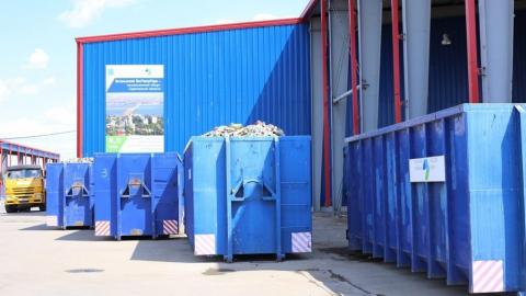 Объем поступлений мусора на концессионные объекты АО «Управление отходами» вырос в шесть раз