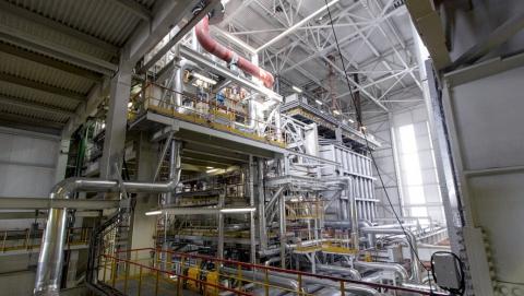 Срок восстановления горячего водоснабжения от ТЭЦ-5 продлен до 17 июля
