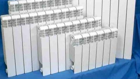 Из новостройки украли 14 батарей отопления