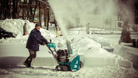 Объявлен аукцион на закупку снегоуборочной техники