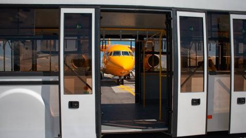 Конкурс перевозчиков на междугородные автобусы до аэропорта «Гагарин» отменен