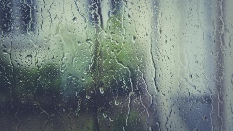 Сегодня местами обещают дожди с грозами