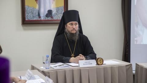 Епископ Пахомий выложил в соцсетях видеоролик о состоянии трассы Саратов-Озинки