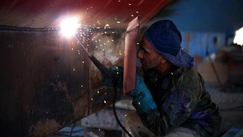 В Саратовской области дефицит сварщиков и отделочников