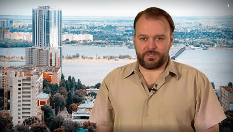 "Saratovnews представляют авторскую программу Александра Блонского ""...ОТТОЧИЕ..."""