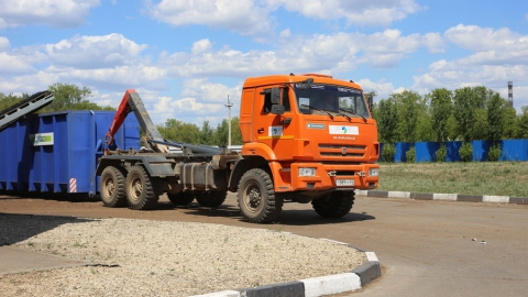 Более 70 предприятий региона заключили договоры на утилизацию ТКО