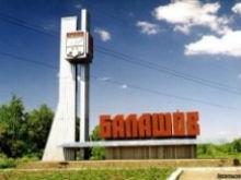 Валерий Радаев посетил Балашовский район