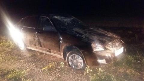 В Энгельсском районе в ДТП с тремя пострадавшими чудом уцелел младенец