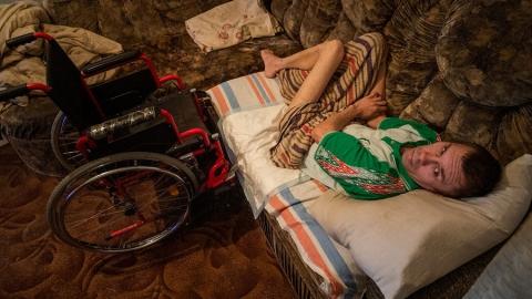 Марксовского инвалида, о котором написал Илья Варламов, выгнали на улицу