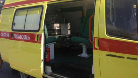 В ДТП ранены двое мужчин