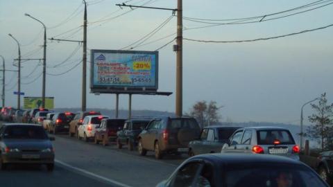 Перекрытие улицы Лесозаводской в Энгельсе перенесли на сутки