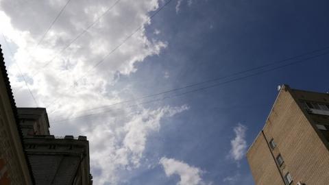 В Саратове прошел «слепой» дождик