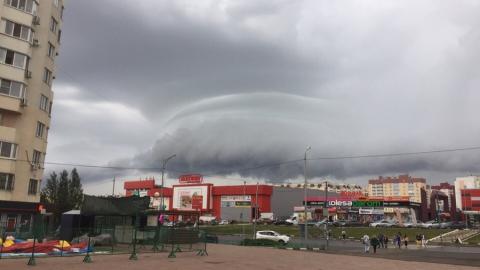 Апокалиптическое облако напугало жителей Солнечного
